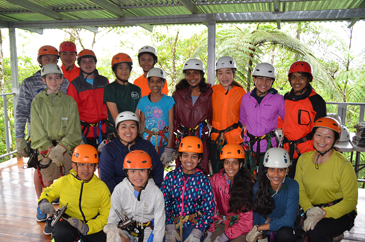 Middle School Trip to Costa Rica
