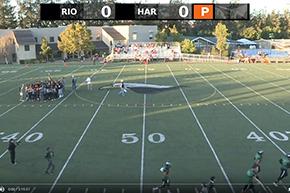 Homecoming 2017: The Harker School vs. Rio Vista High School