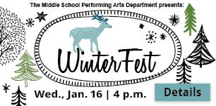 Middle School Winter Fest