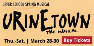 US Spring Musical Urinetown