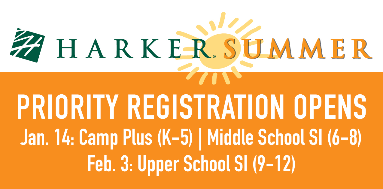 Summer Priority Registration Opens