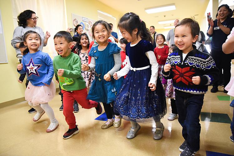 Preschool Sing Along