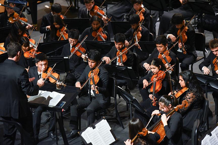 US Winter Concert