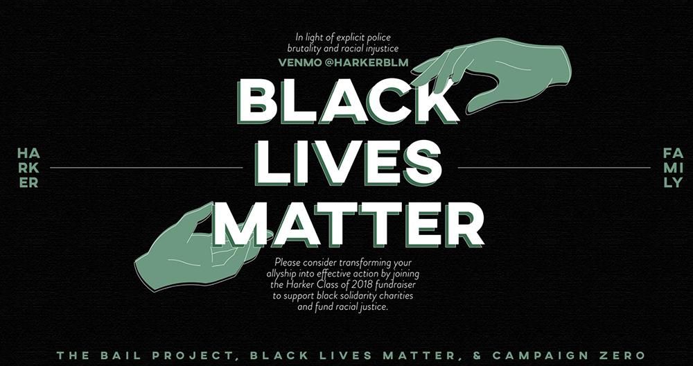 Harker Alumni Fundraiser for Black Solidarity Organizations